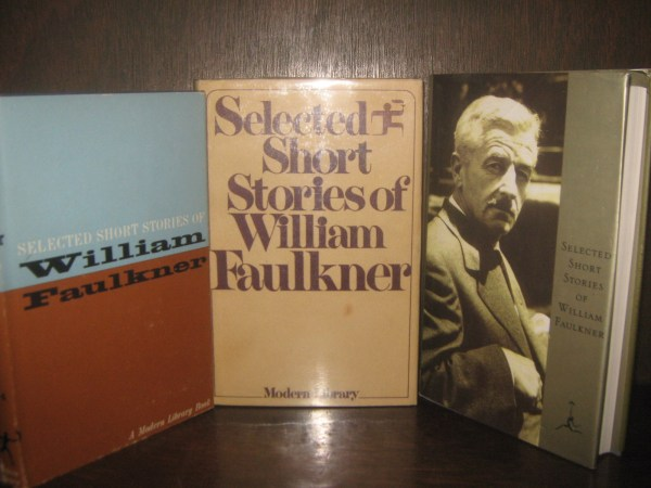 For Love of Books: William Faulkner | News from the San ...