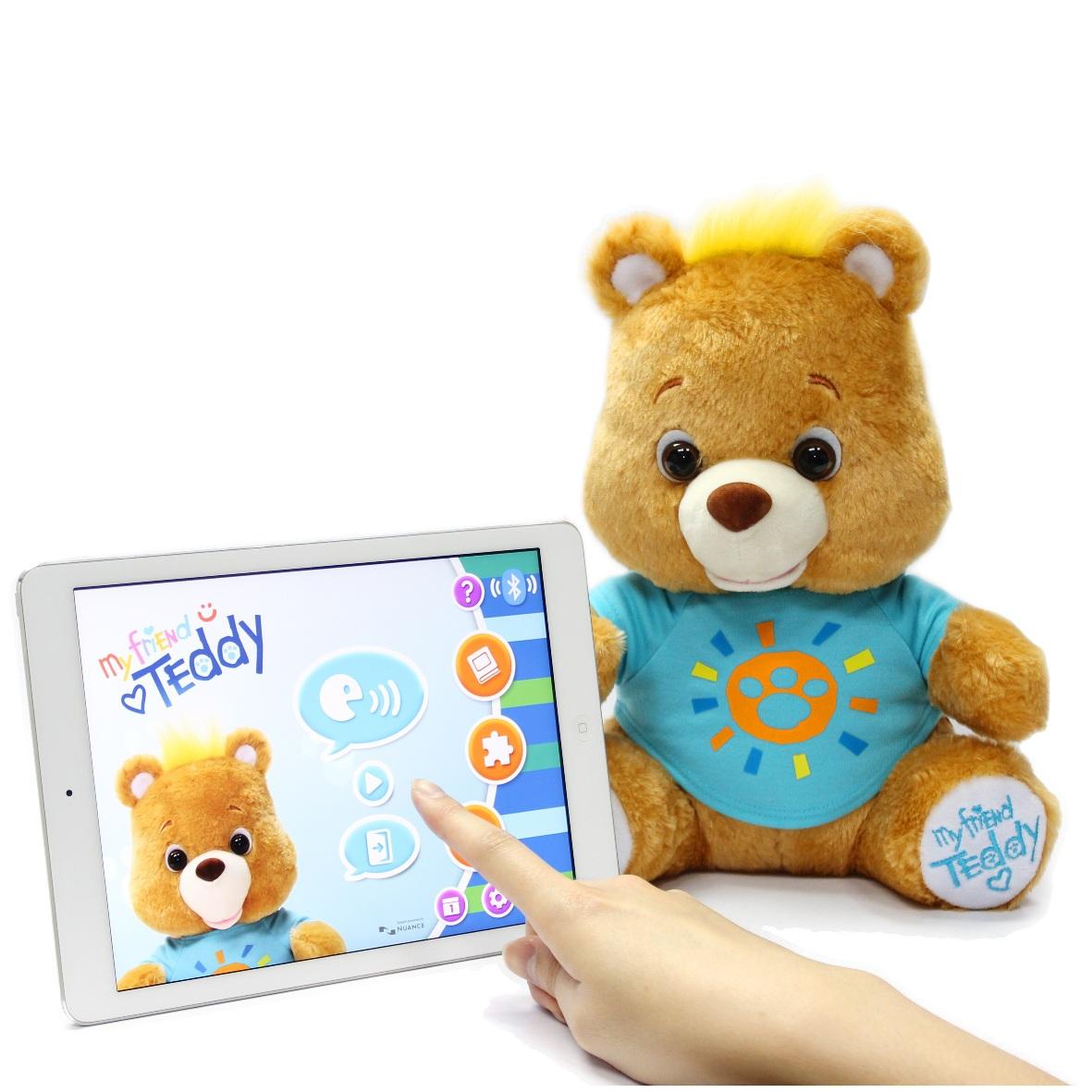 My Friend Teddy He S The Teddy Bear Your Kids Will Love