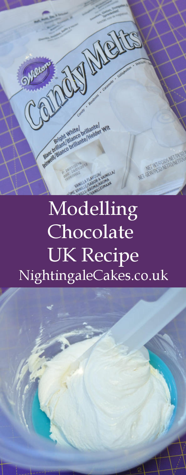 Modelling Chocolate Candy Melt Recipe Nightingale Cakes