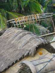 Mahi mahi - here called arayu - drying