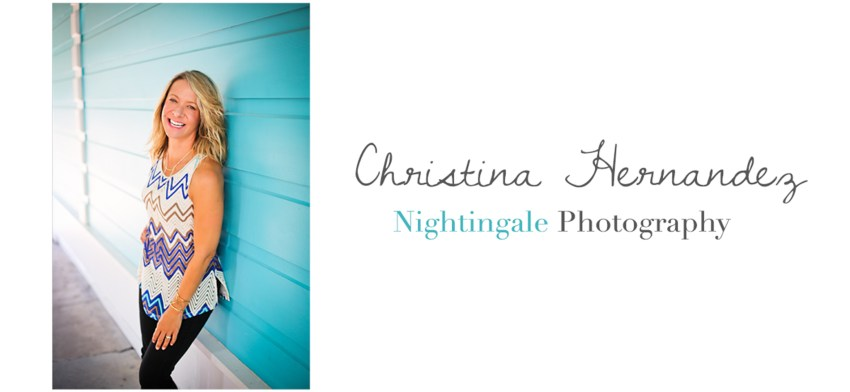 Contact Christina Hernandez owner of Nightingale Photography