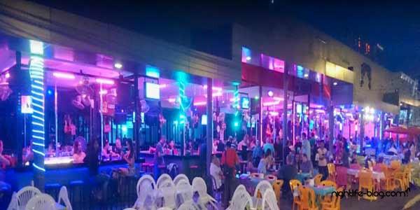 Naklua Road Pattaya Nightlife