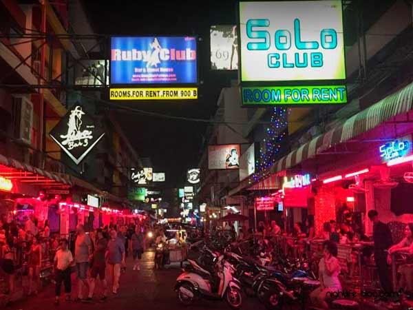 Soi 6 Pattaya Nightlife – Short-Time Bars