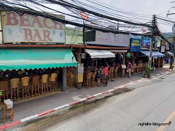 Girly Bars Prachanukhro Road