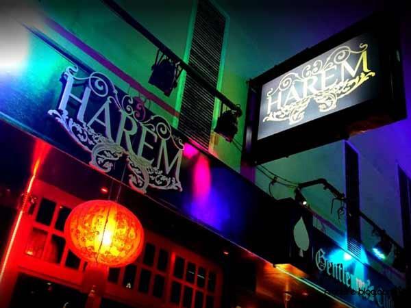Harem Gentlemens Go-Go Bar Patong Phuket