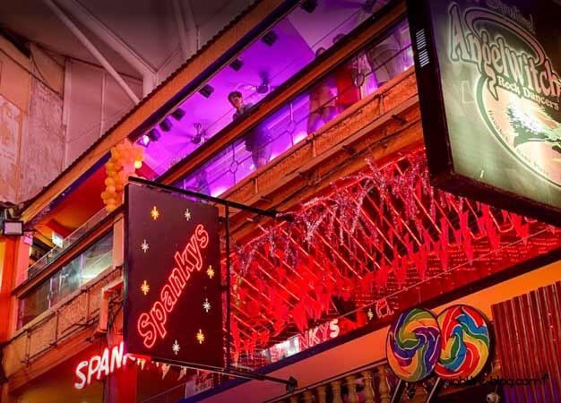 Go-Go Bar Nana Plaza Spanky's