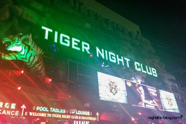 Night-Club Phuket Tiger Disco