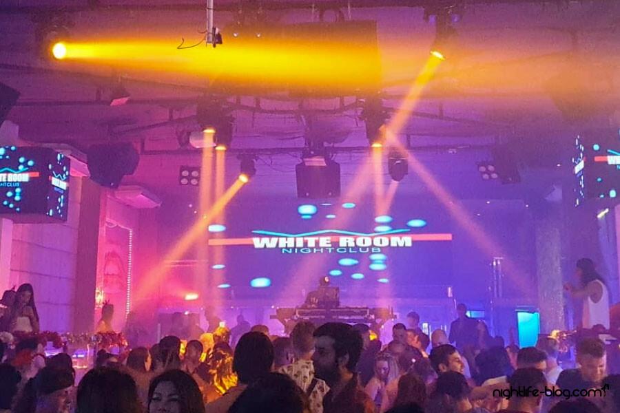 Phuket Nightlife im White Room Club