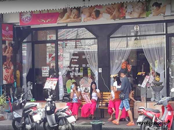 Thai Massage in Phuket mit Happy End und Sex