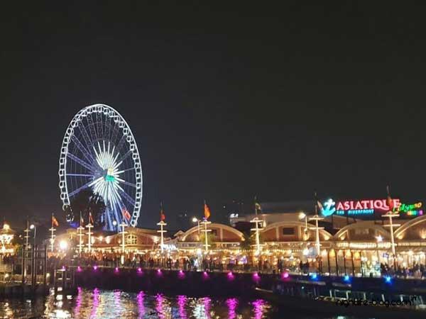 Asiatique Night Market Thailand