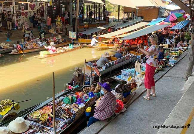 Floating Market Bangkok Hotels