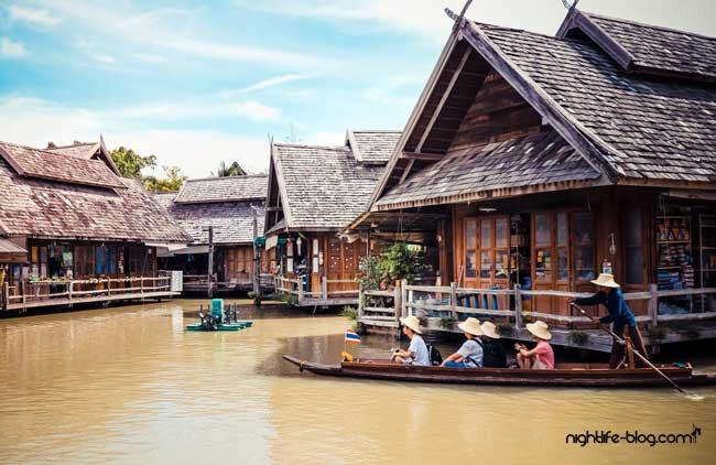 Floatingmarket pattaya