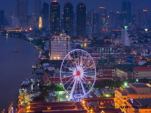 Riesenrad Bangkok