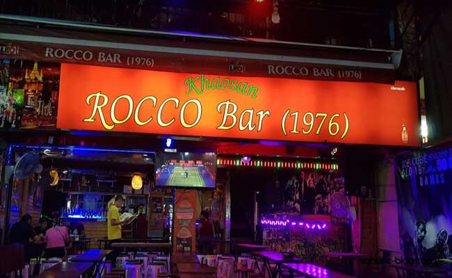 Rocco Bar Bangkok