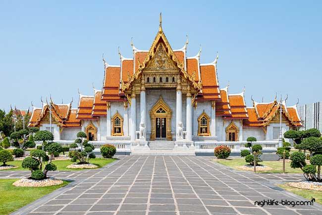 Sehenswürdigkeiten in Bangkok