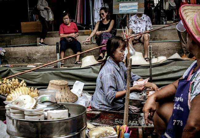 Tickets Wassermarkt Pattaya