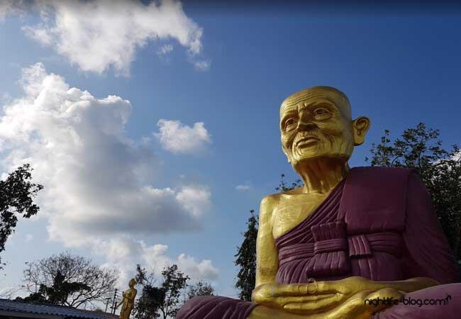 Ko Lan Big Buddha