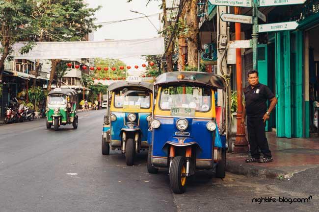 Pattaya Taxi fahren