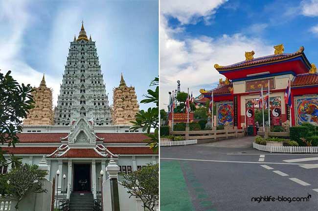 Temepel Wat Yannasangwararam