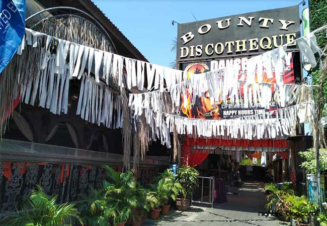 Bounty Disco Club Kuta