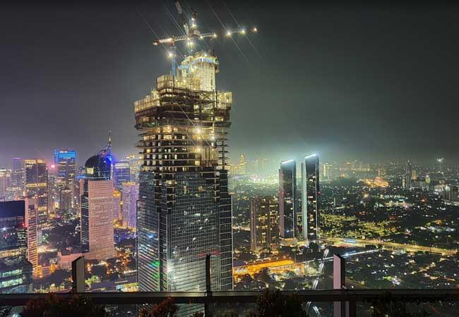 Rooftop Bar Jakarta
