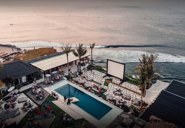 Beach Clubs Bali Seminyak