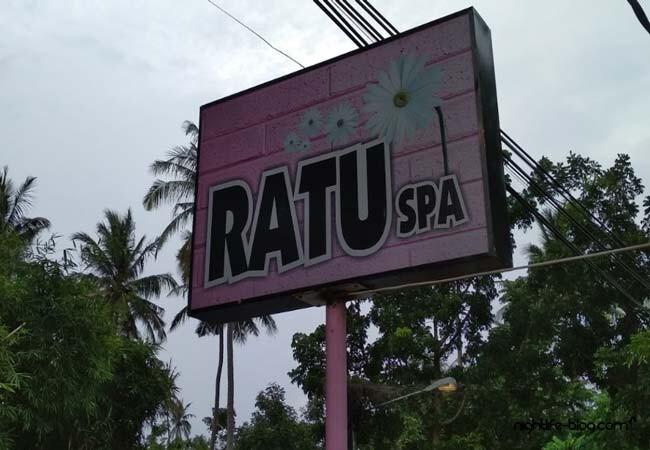 Lombok Massage Salons
