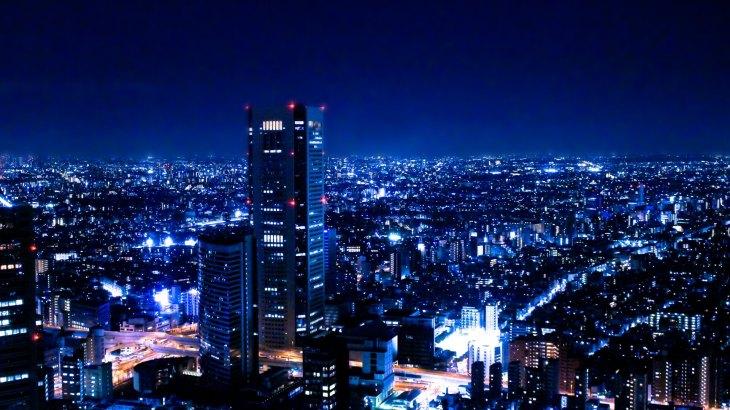 【ムード最高】夜景がおすすめ!東京都内のラブホテル🏩ベスト5