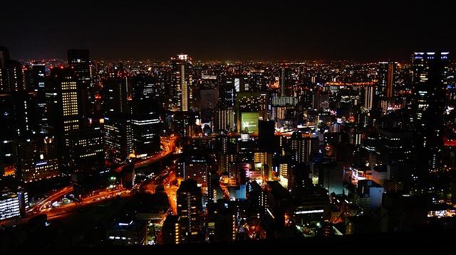 夜景が綺麗な大阪の人気ラブホテル5選!おすすめスポットで、ロマンチックな夜を。
