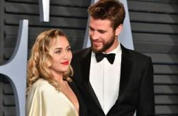 Miley Cyrus and Liam Hemsworth Featured Image