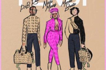PnB Rock Fendi Nicki Minaj Featured Image