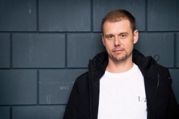 Armin van Buuren Featured Image