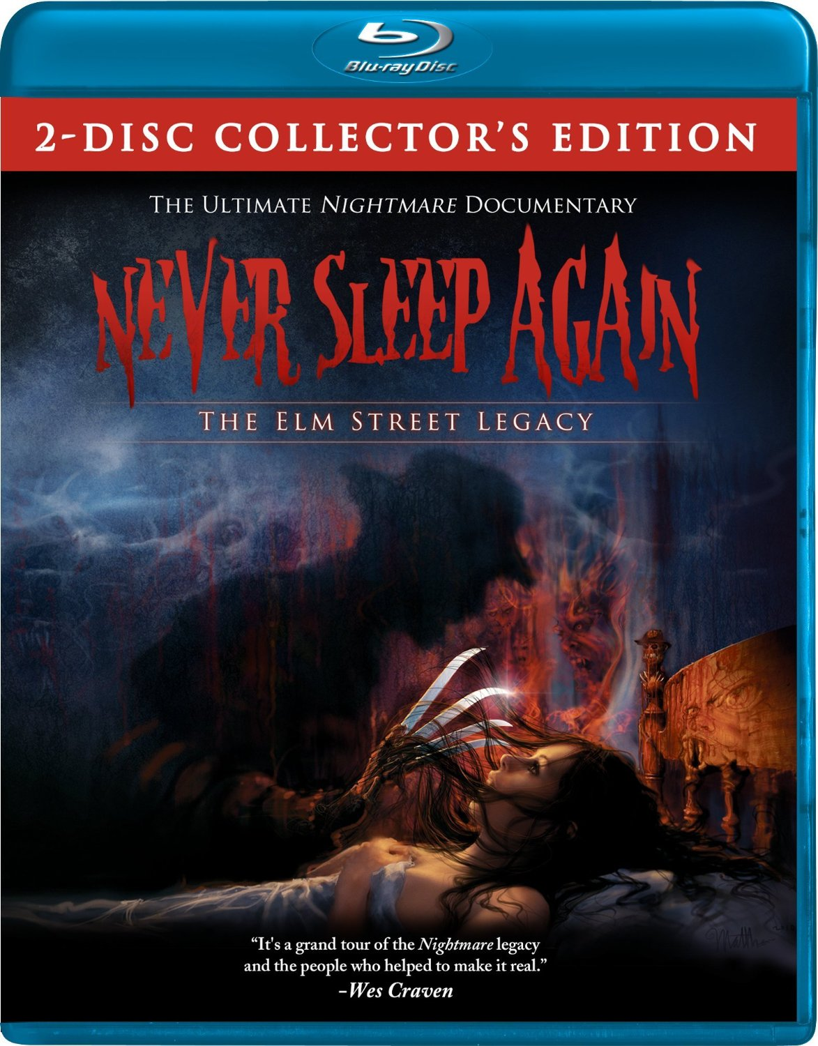 Poster do filme Never Sleep Again: The Elm Street legacy