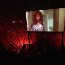 Outdoor screening at Silverlake © bharrisk
