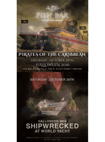 Pier 81 W 41st Halloween Events Tickets Pier 81 W 41st
