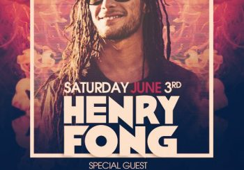Henry Fong with Florian Picasso at Create Nightclub