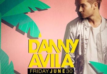 Danny Avila at Create Nightclub