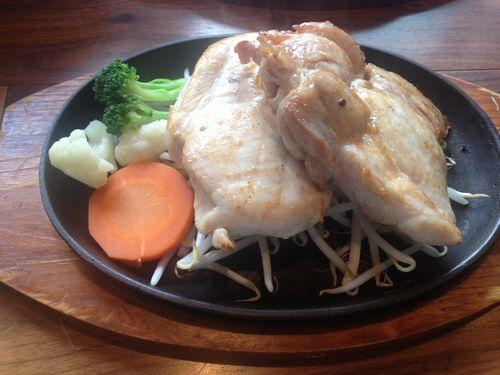 筋肉食堂鶏肉