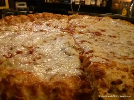 Cheese Pizza - Crockett's Tavern