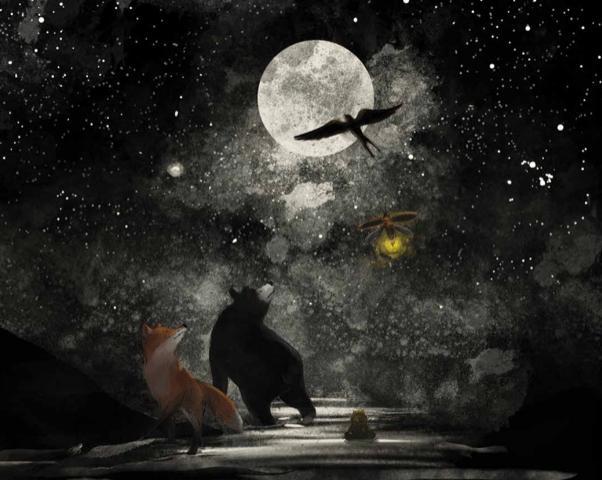 Lights Out illustration