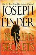 Book Cover - Buried Secrets