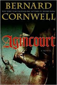 Book cover - Agincourt copy