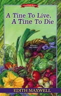 Book Cover - A Tine to Live A Tine to Die