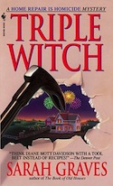 Book Cover - Triple Witch