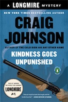 Book Cover - Kindness Goes Unpunished