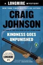 Book Cover - Kindness Goes Unpunished