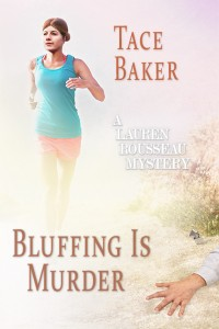 Book Cover - Bluffing is Murder
