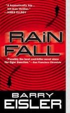Book Cover - Rain Fall
