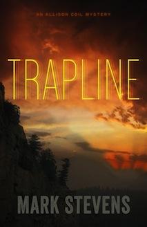 Book Cover - Trapline