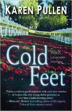 Book Cover - Cold Feet by Karen Pullen